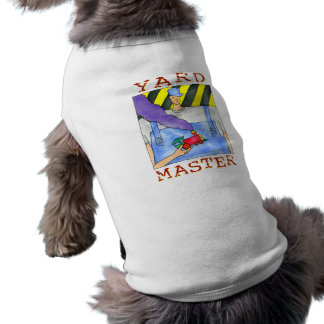 Yard Master Chew Chew Pet Clothing