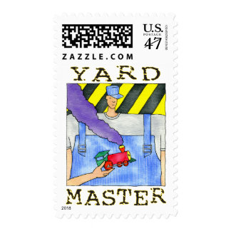 Yard Master Postage