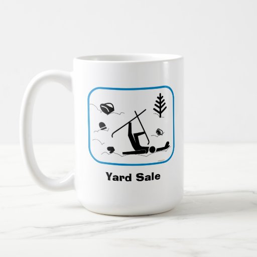 Yard Sale Coffee Mug Zazzle