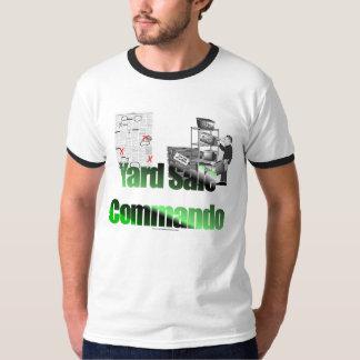 Yard Sale Commando #1 Shirts