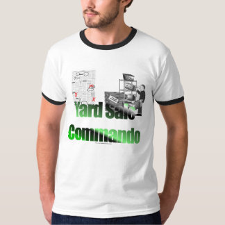 Yard Sale Commando #1 T-Shirt