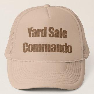 Yard Sale Commando Trucker Hat