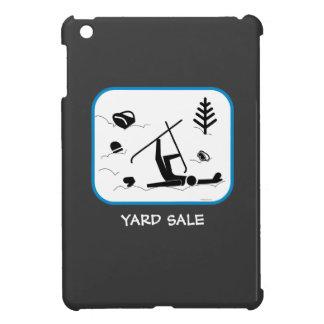 Yard Sale - Funny Ski Wipeout iPad Mini Case