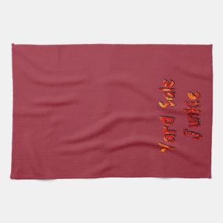 Yard Sale Junkie Kitchen Towel