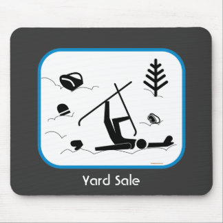 Yard Sale Mouse Pad