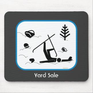 Yard Sale Mousepads