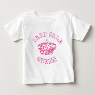 Yard Sale Queen Baby T-Shirt