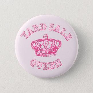 Yard Sale Queen Button