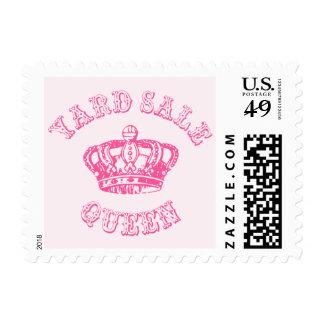Yard Sale Queen Postage