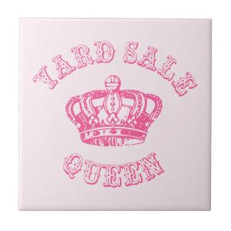 Yard Sale Queen Tile