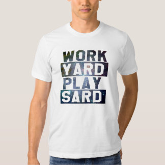 Yard Sard tshirt