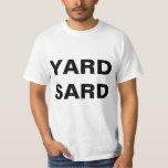 Yarda Sard Playeras