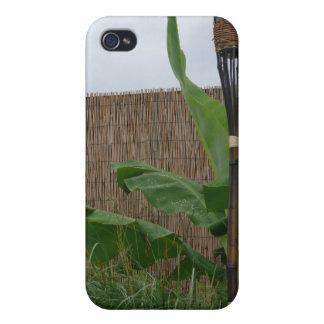Yarda tropical iPhone 4/4S carcasa