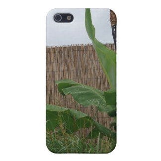 Yarda tropical iPhone 5 carcasa