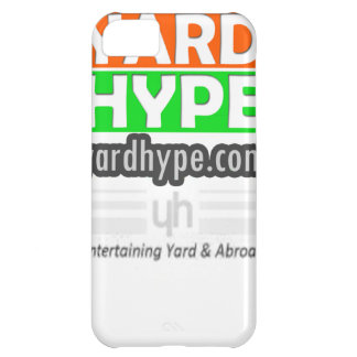 YardHypeClothing iPhone 5C Cases