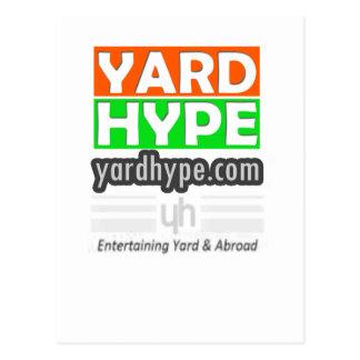 YardHypeClothing Postales