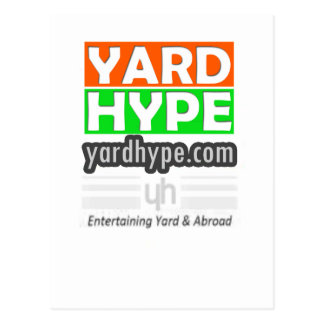 YardHypeClothing Postcard