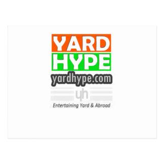 YardHypeClothing Postal
