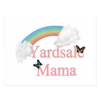 Yardsale Invitation Postcard