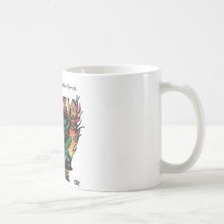 Yardzilla Blue Coffee Mug