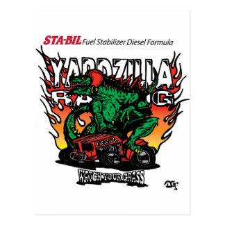 Yardzilla Racing Postcard