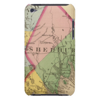 Yarmouth, Shelburne counties, NS iPod Case-Mate Case