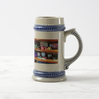 Yarn and Thread in General Store 18 Oz Beer Stein