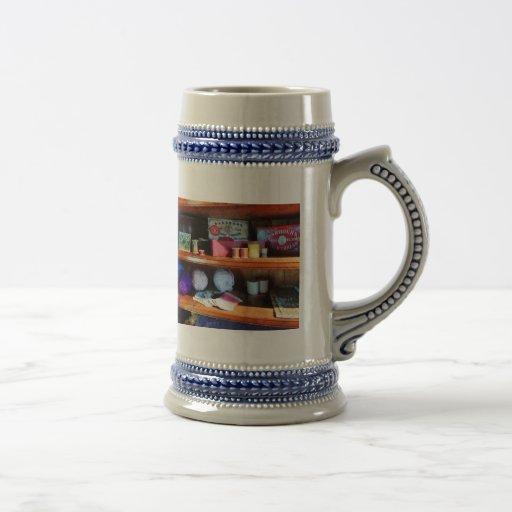 Yarn and Thread in General Store Mug