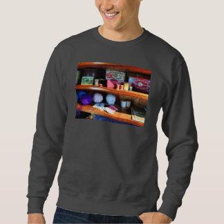 Yarn and Thread in General Store Sweatshirt