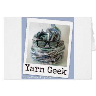 Yarn Geek Cards