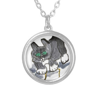 Yarn Hesitation by Nervous Kitten Custom Jewelry