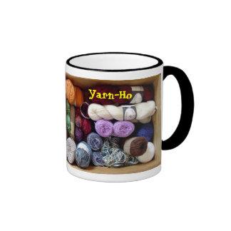 Yarn-Ho Coffee Mug