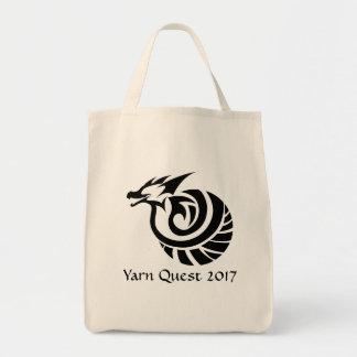 Yarn Quest 2017 Tote Bag