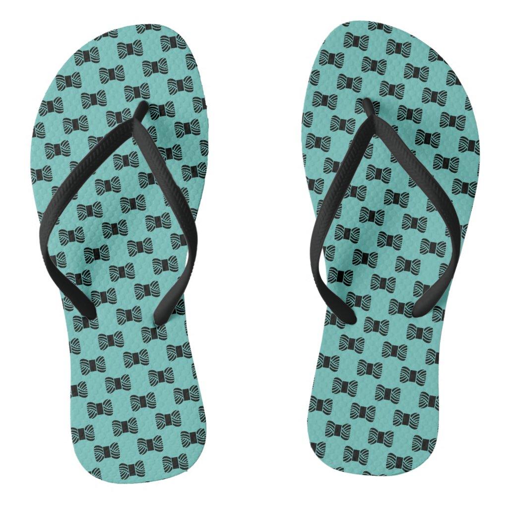 Yarn Skeins Pattern Crafts Flip Flops