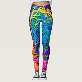 Yarn Tangles Leggings