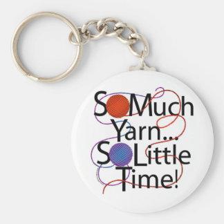 Yarn Time Key Chains