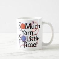Yarn Time Mug