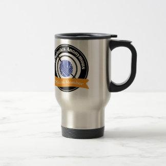 Yarnaholics Anonymous Official Member Travel Mug