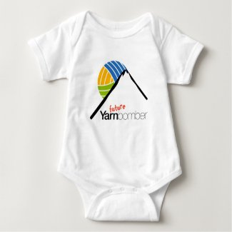 Yarnbombers BombSquad Baby Jersey Bodysuit
