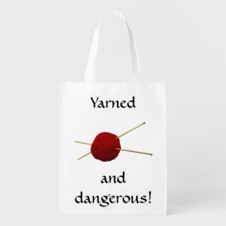 Yarned Bag Reusable Grocery Bag