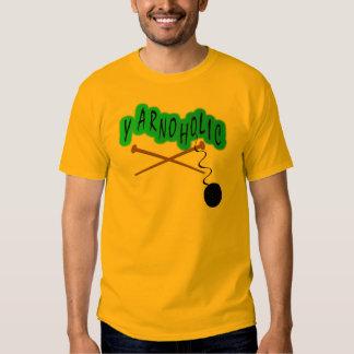 Yarnoholic With Ball of Yarn And Knitting Needles T-Shirt