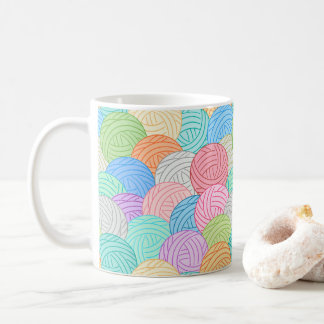 Yarns of Many Colors Classic Mug