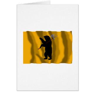 Yaroslavl Oblast Flag Card