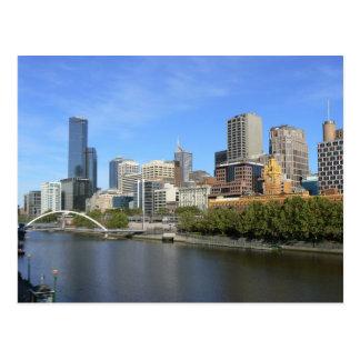 Yarra Skyline Postcard