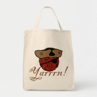 Yarrn Grocery Tote Bag