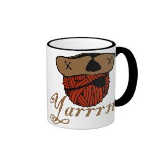 Yarrn Ringer Coffee Mug