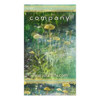 Yarrow Harmonies Business Card