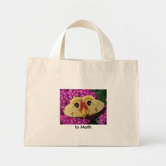 Yarrow Io Moth by Jocelyn Burke Canvas Bag