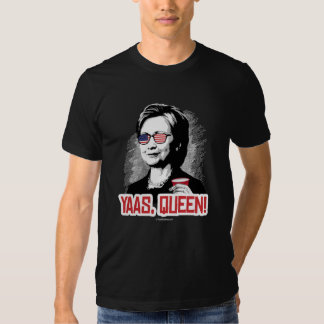 Yas Queen - Hillary Party Animal - Politiclothes H T Shirts