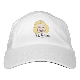 Yas Queen - Politiclothes Humor - Headsweats Hat